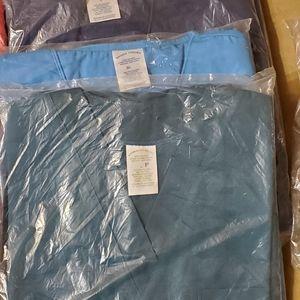Windsor Pants & Jumpsuits - Unisex Hospital Scrubs Nurses Doctors Dark Blue XL